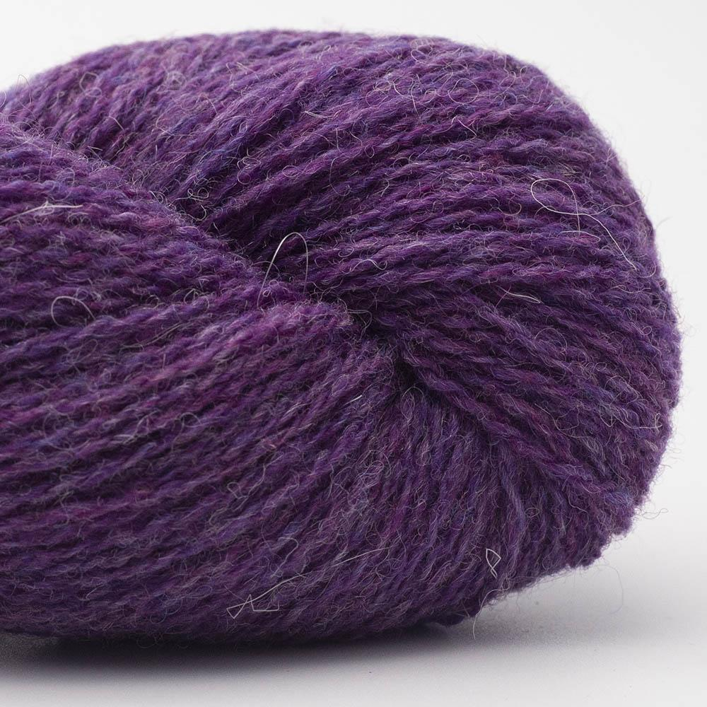 BC Garn Bio Shetland GOTS zertifiziert Violet