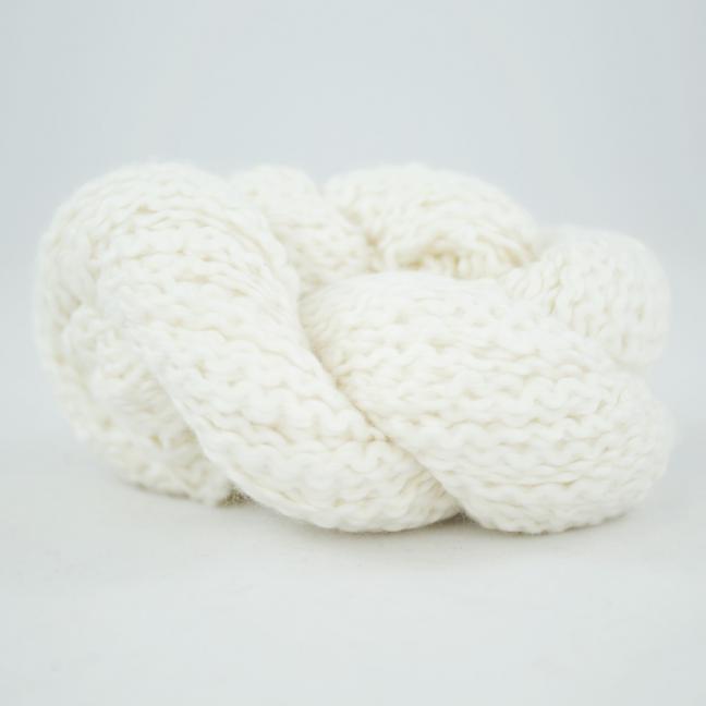 Kremke Soul Wool Andean Mist Cotton Flammé  Natural