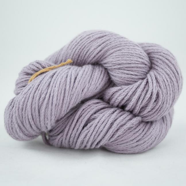 Kremke Soul Wool Pakucho Cotton Cablé Grande Lavender Twig