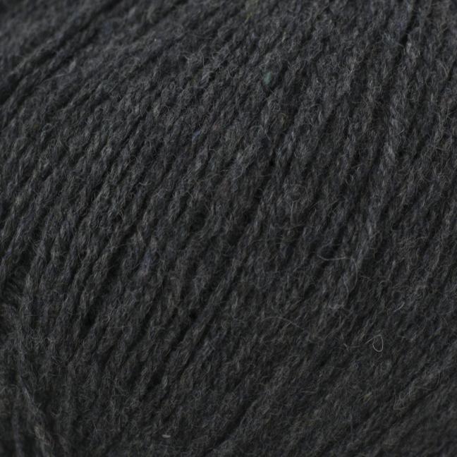 Kremke Soul Wool Eco Cashmere Fingering 50g Anthrazit