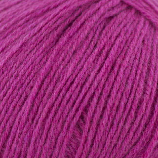 Kremke Soul Wool Eco Cashmere Fingering 50g Cyclam