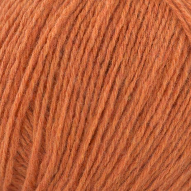 Kremke Soul Wool Eco Cashmere Fingering 50g Mango