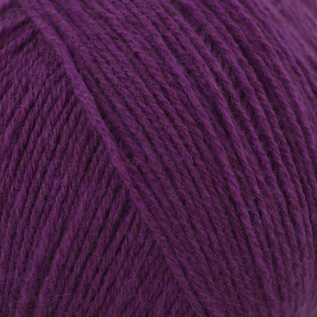 Kremke Soul Wool Eco Cashmere Fingering 50g Lila