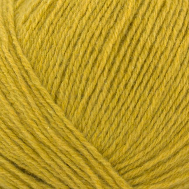 Kremke Soul Wool Eco Cashmere Fingering Messing