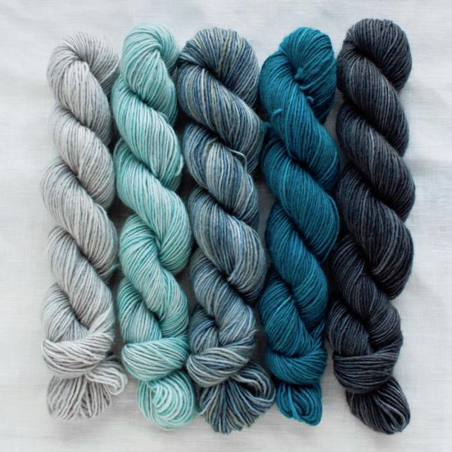 Manos del Uruguay Silk Blend Fino Minis Augusta