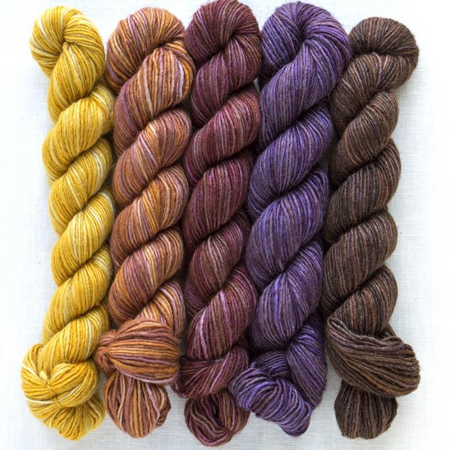 Manos del Uruguay Silk Blend Fino Minis Irene