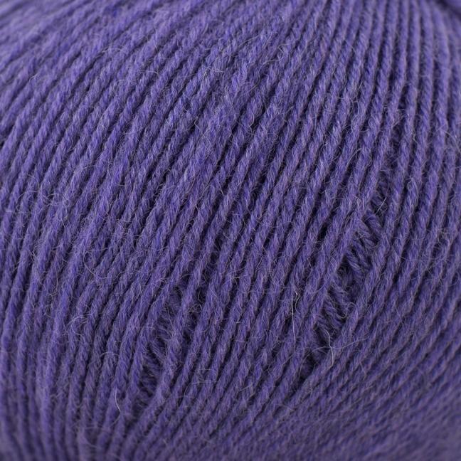 BC Garn Move Sock superwash purpurviolett