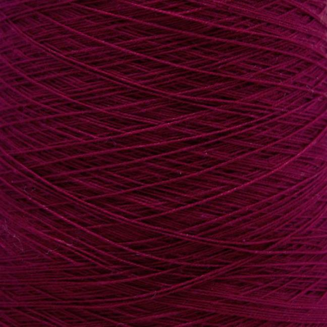 BC Garn Cotton 27/2 200g Kone bordeaux