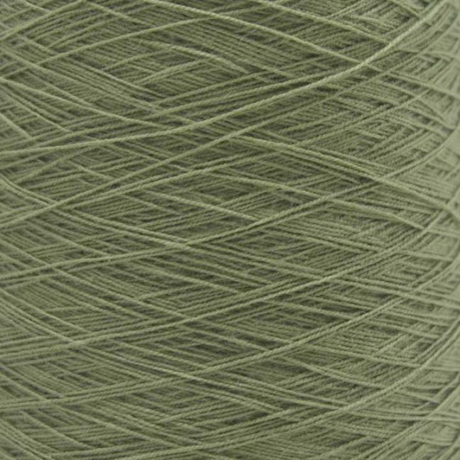 BC Garn Cotton 27/2 200g Kone oliv