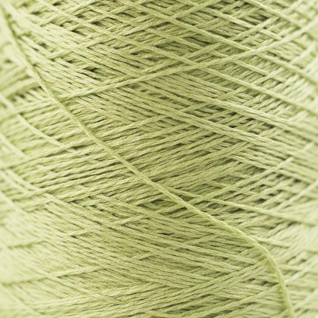BC Garn Luxor mercerized Cotton 8/2 200g Kone Hellgrün