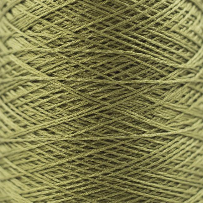 BC Garn Luxor mercerized Cotton 8/2 200g Kone Schilf