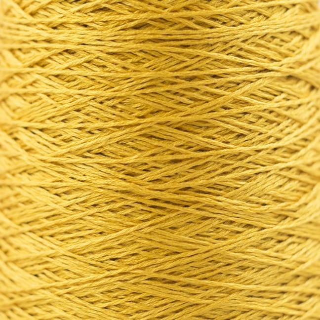 BC Garn Luxor mercerized Cotton 8/2 200g Kone gold