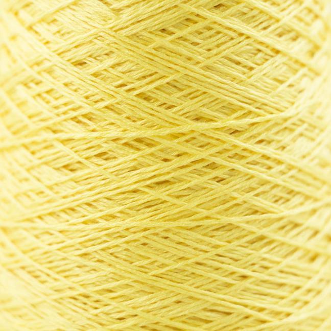 BC Garn Luxor mercerized Cotton 8/2 200g Kone zitrone