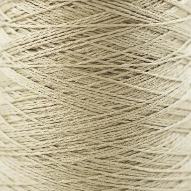 BC Garn Luxor mercerized Cotton 8/2 200g Kone hellbeige