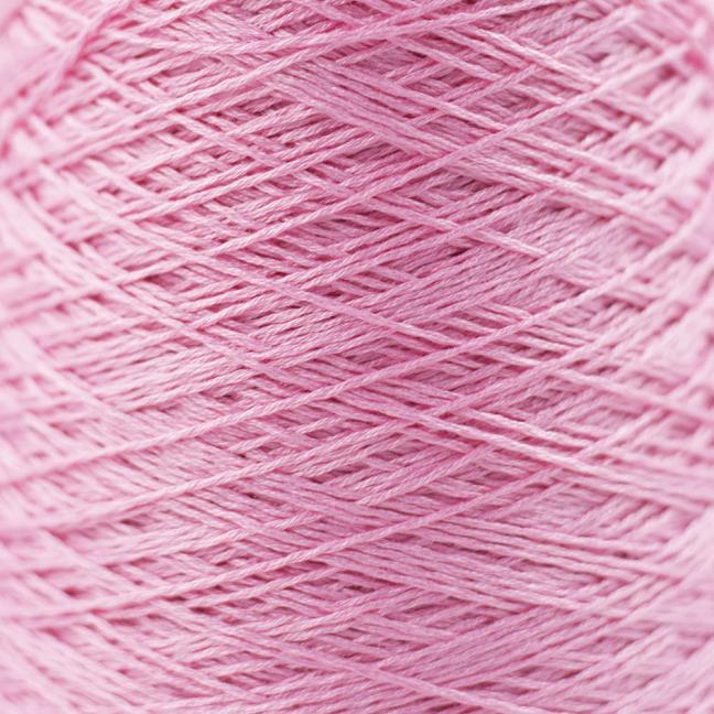 BC Garn Luxor mercerized Cotton 8/2 200g Kone Pink