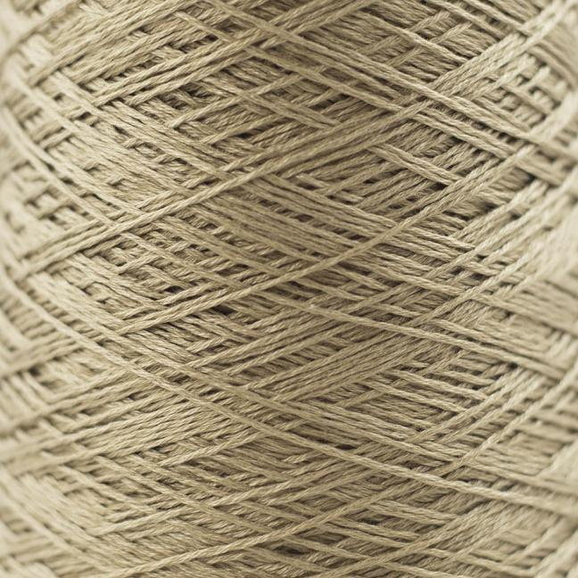 BC Garn Luxor mercerized Cotton 8/2 200g Kone Sand