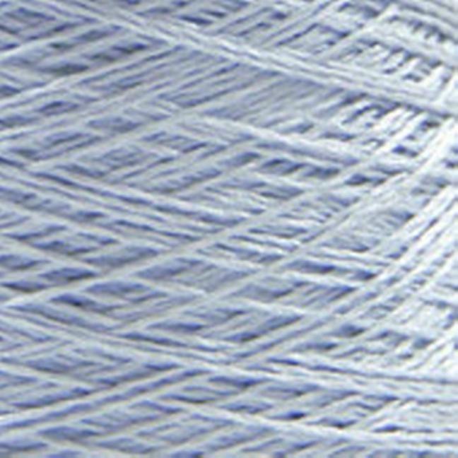 BC Garn Luxor mercerized Cotton 8/2 200g Kone babyblau