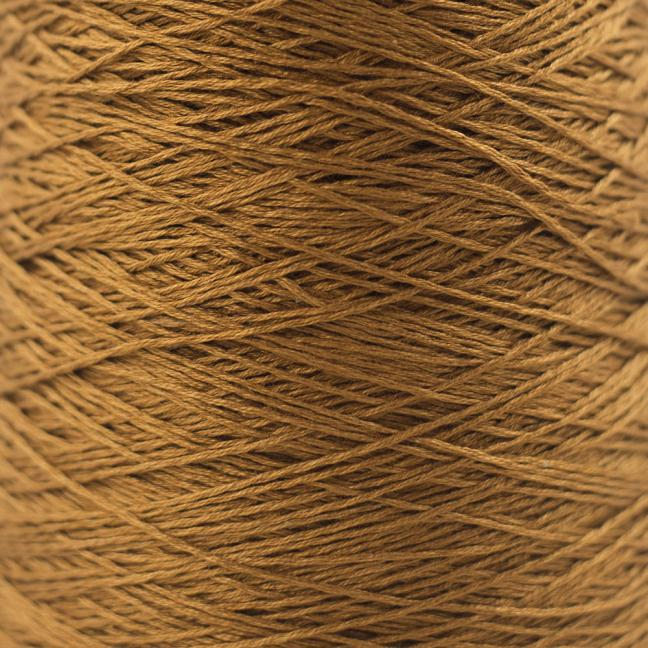 BC Garn Luxor mercerized Cotton 8/2 200g Kone bronze