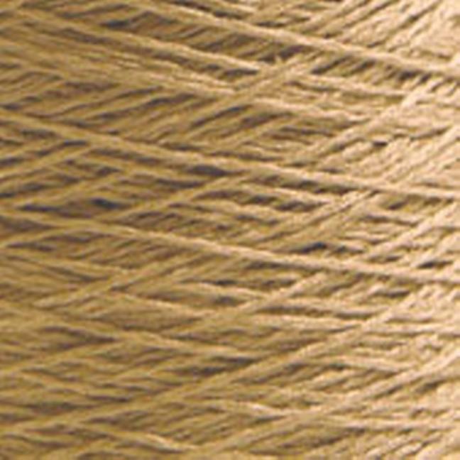 BC Garn Luxor mercerized Cotton 8/2 200g Kone cremebraun
