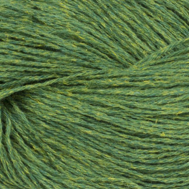 BC Garn Colori auf 900g-Konen grün-türkis