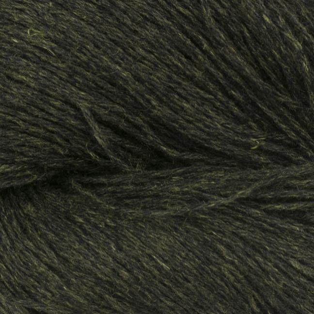 BC Garn Colori auf 900g-Konen dunkelgrün