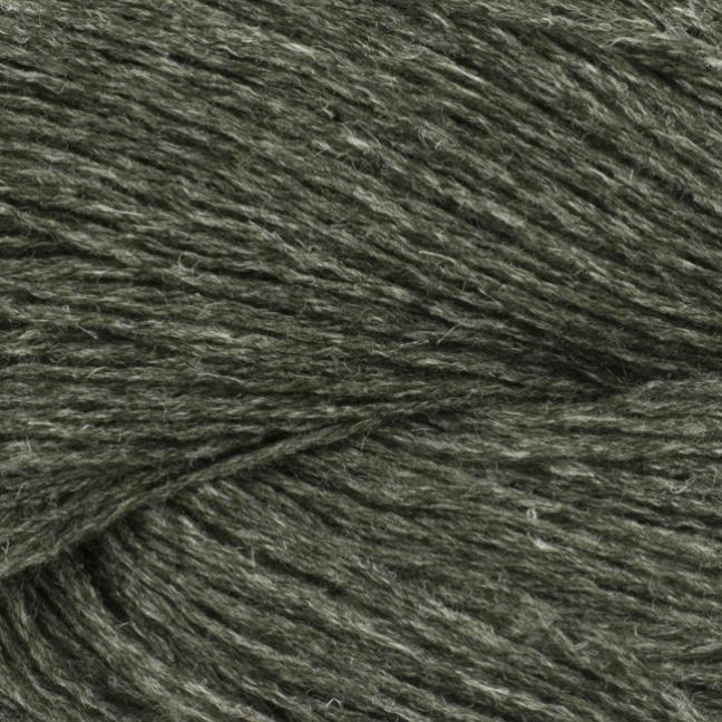 BC Garn Colori auf 900g-Konen tannengrün