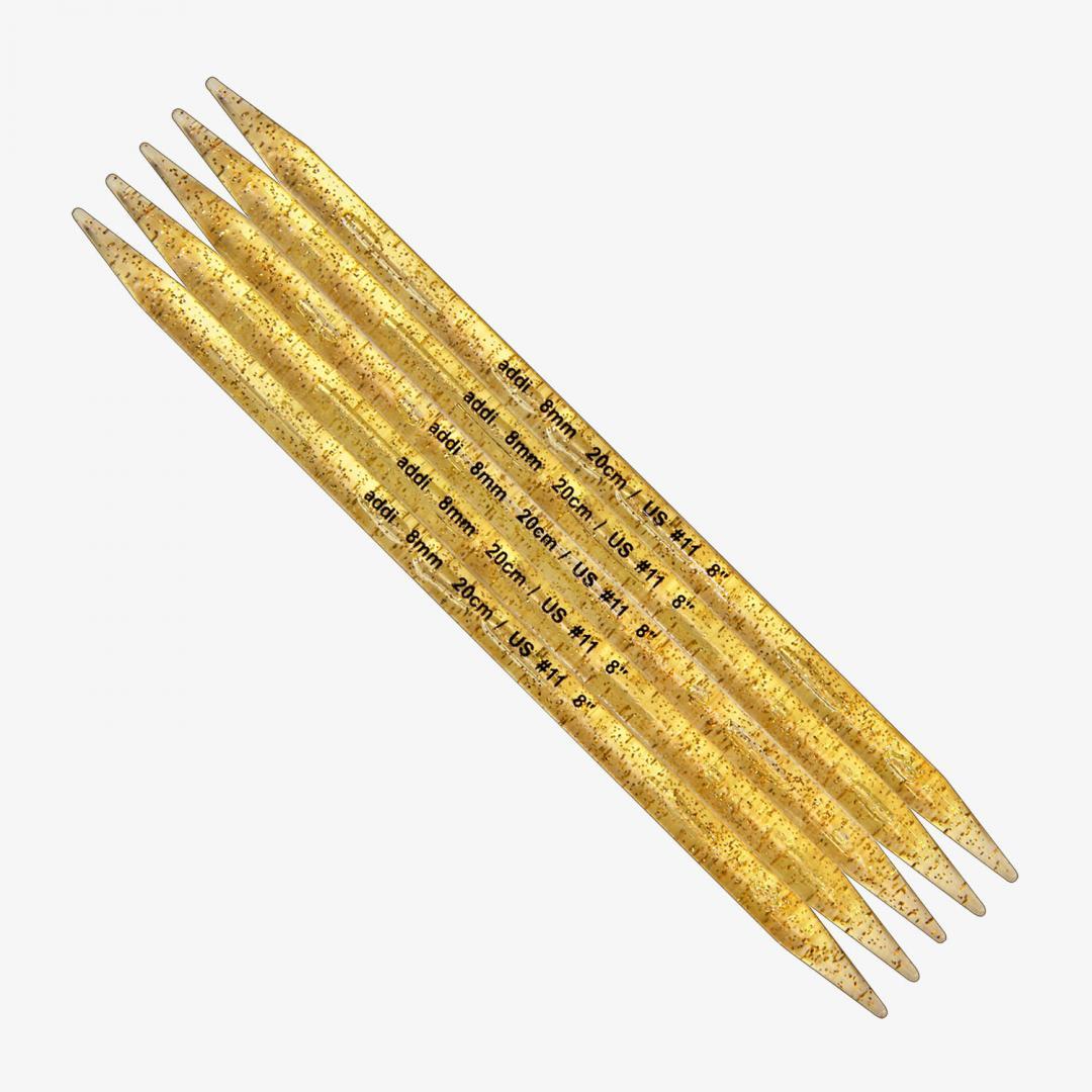 Addi Strumpfstricknadel 401-7 Kunststoff 10mm