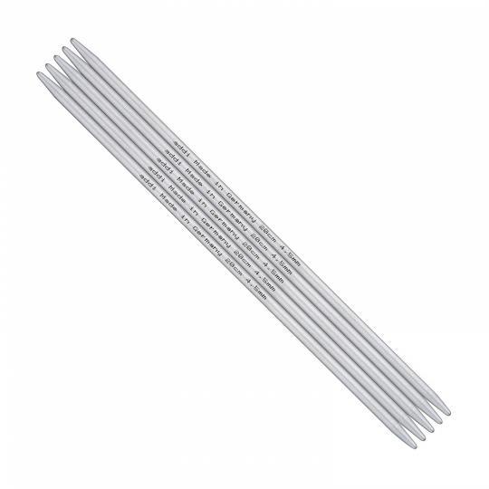 Addi Strumpfstricknadeln 201-7 Aluminium