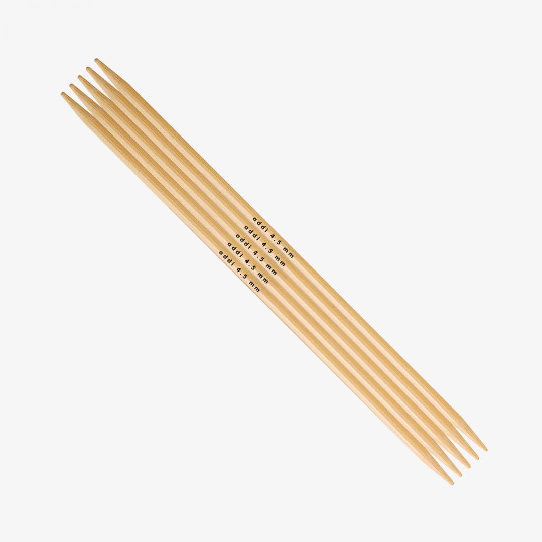 Addi Addi Bambus Strumpfstricknadeln 501-7 4,5mm_15cm