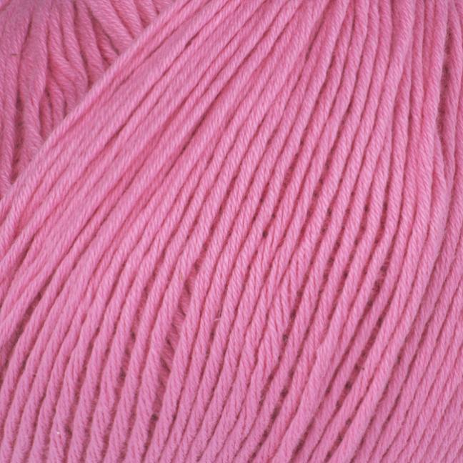 BC Garn Alba GOTS auf 45g Knäuel Pink