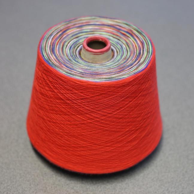 BC Garn Multi Color Kone Cotton 1kg  Multi