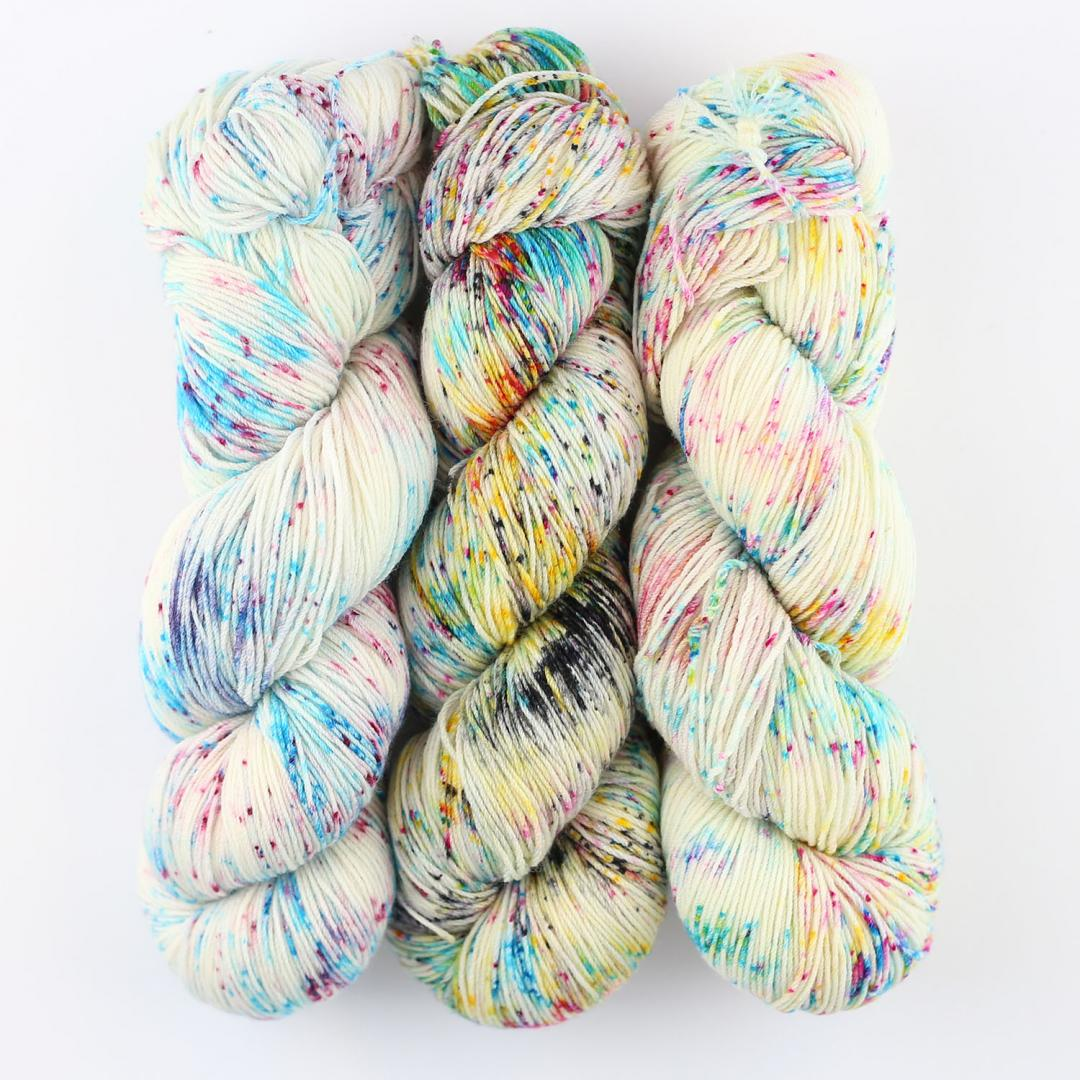 Kremke Soul Wool Lazy Lion Sock Yarn  Indian Summer