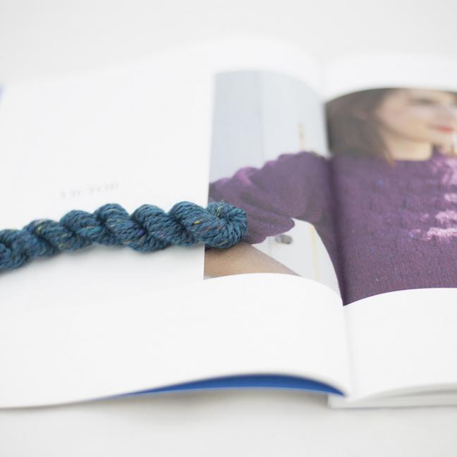 BC Garn AH Kit Victor Sweater Size 1 Turquoise