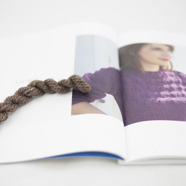 BC Garn AH Kit Victor Sweater Size 1 Taupe