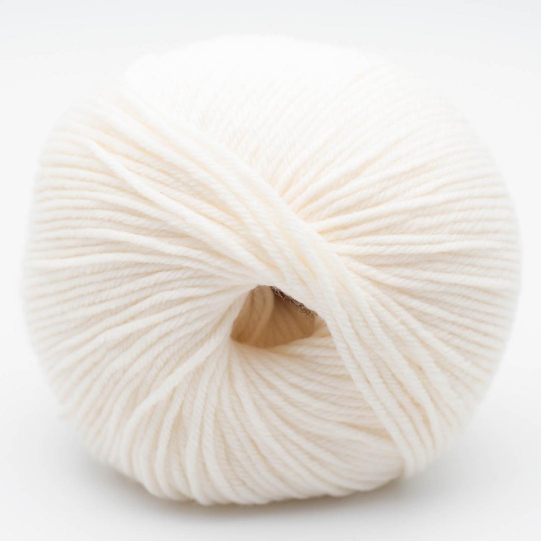 Kremke Soul Wool Bébé Soft Wash Natur