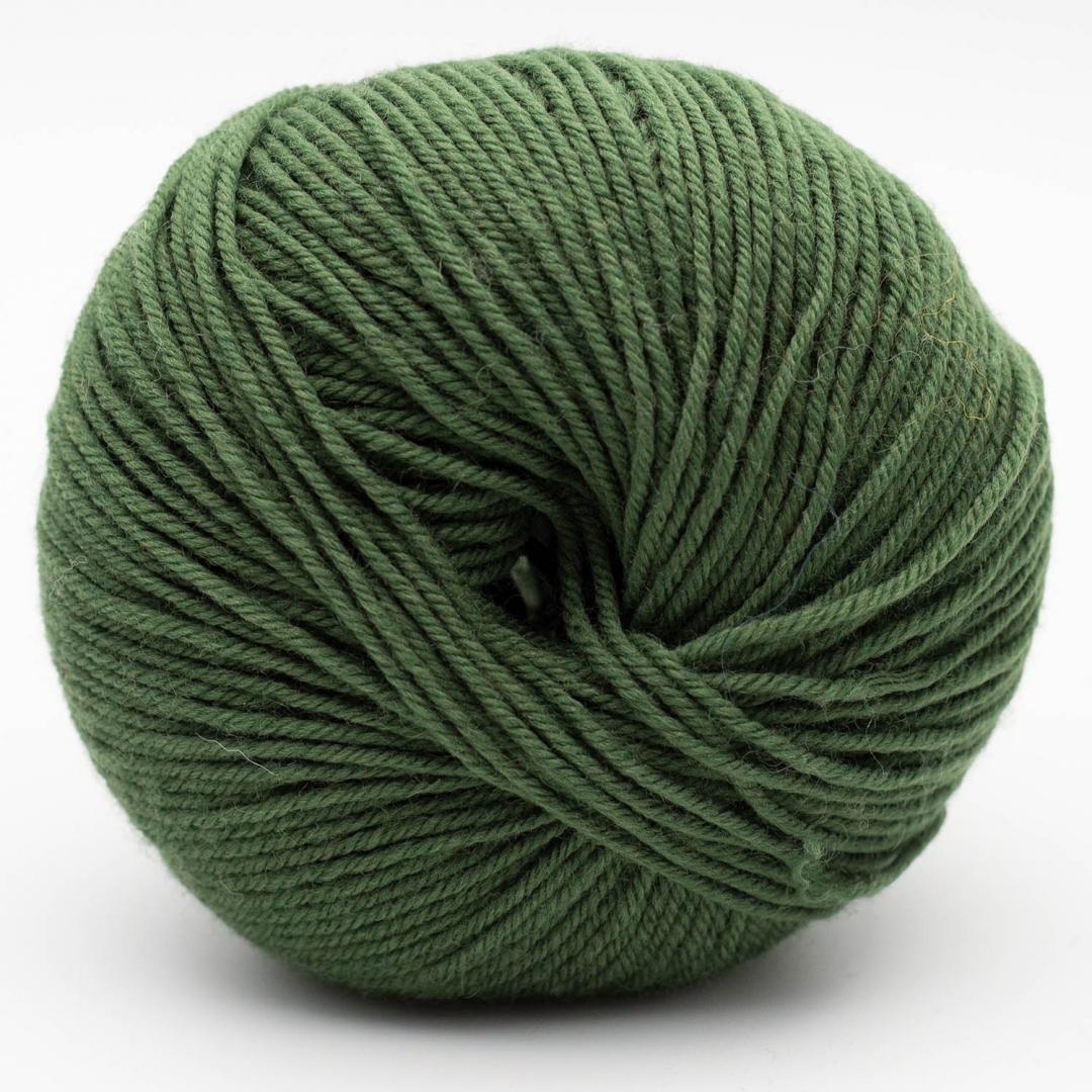 Kremke Soul Wool Bébé Soft Wash Tannengrün