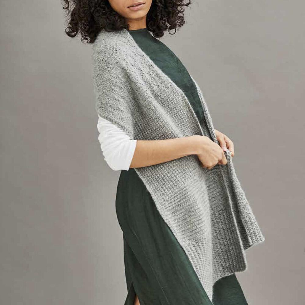 Erika Knight Gedruckte Anleitungen Wild Wool Bramber Englisch
