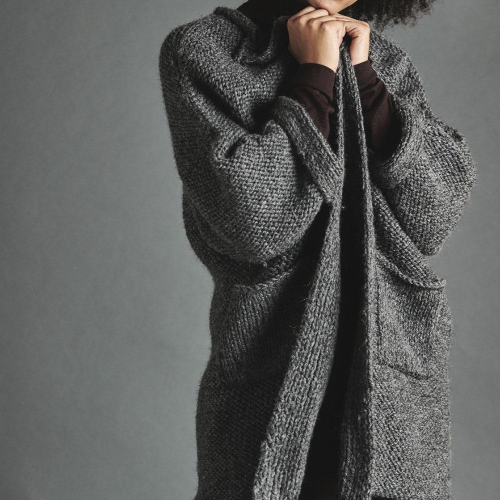 Erika Knight Gedruckte Anleitungen Maxi Wool Traveller ENG