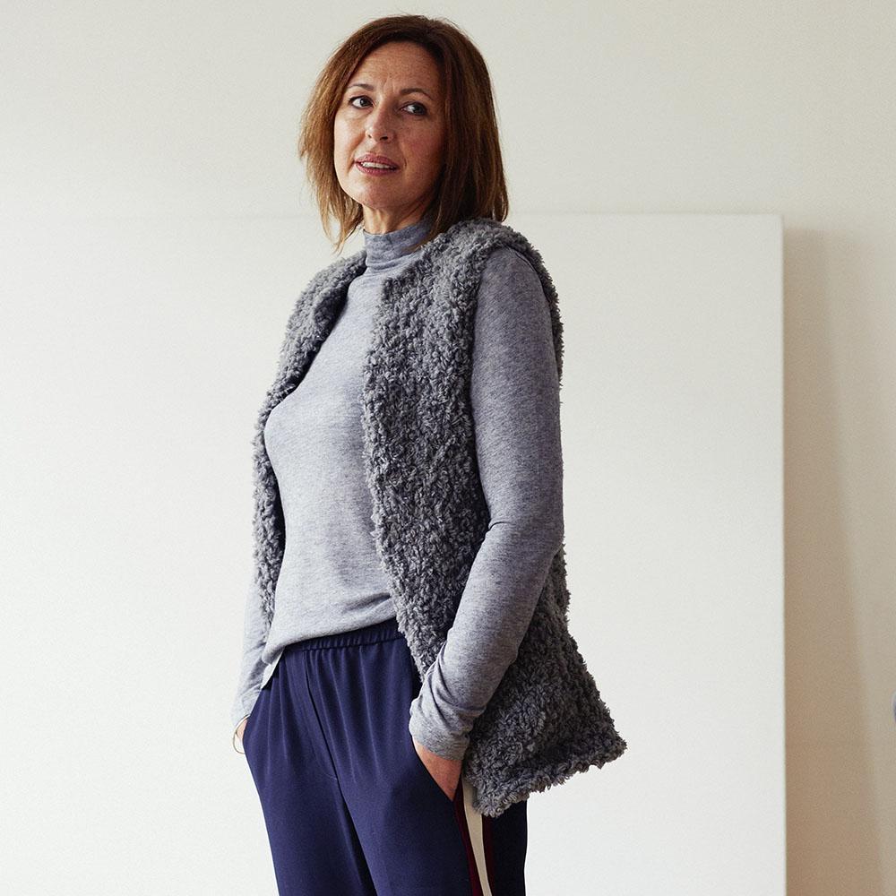 Erika Knight Gedruckte Anleitungen Vintage Wool und Fur Wool Faithfull Englisch Fur Wool