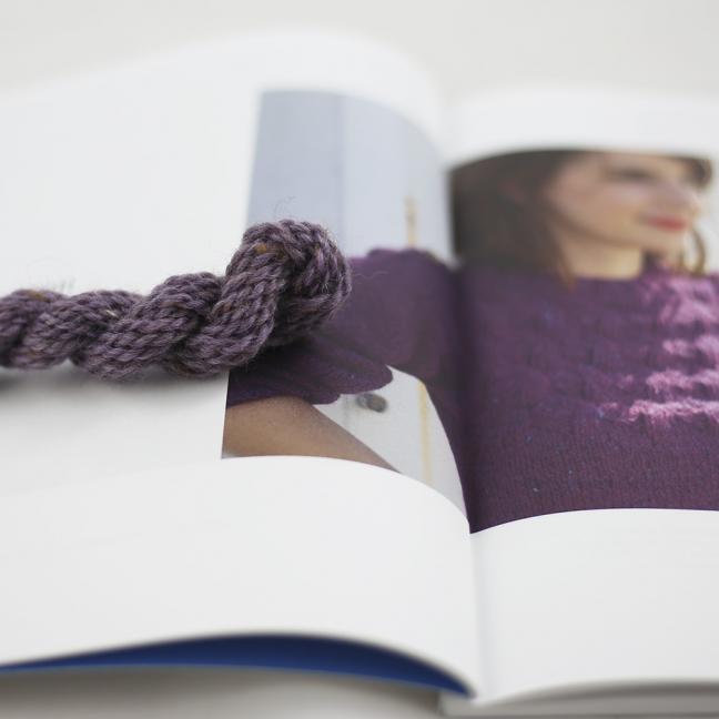 BC Garn AH Kit Victor Sweater Size 4 Heath