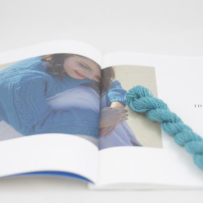 BC Garn AH Kit Hockney Cardigan Size M   Turquoise