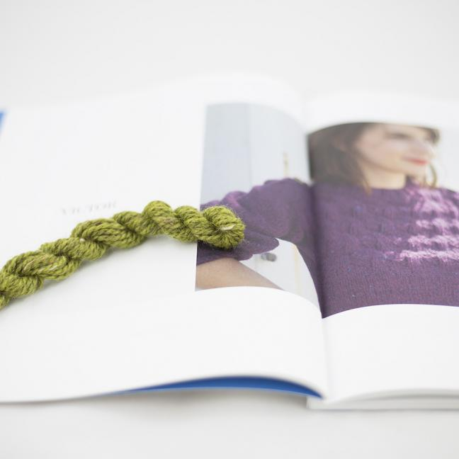 BC Garn AH Kit Victor Sweater Size 5 Moss