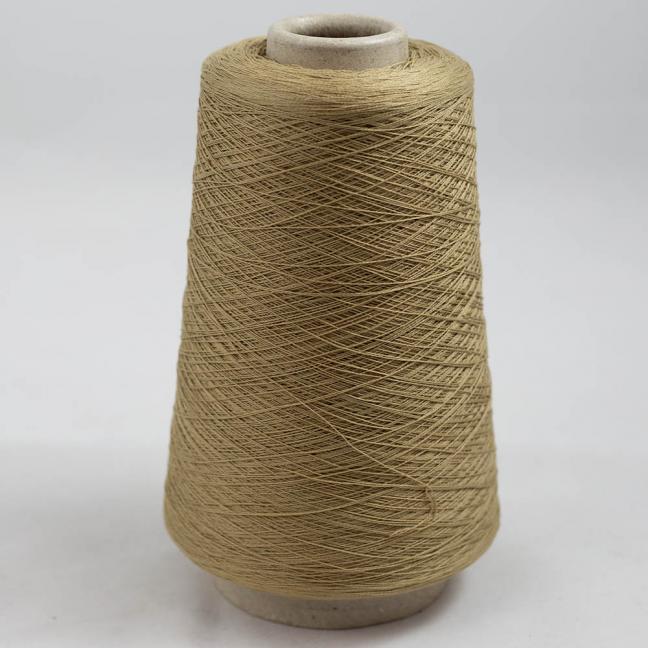 BC Garn Luxor Fino mercerized Cotton 30/2 200g Kone Sand