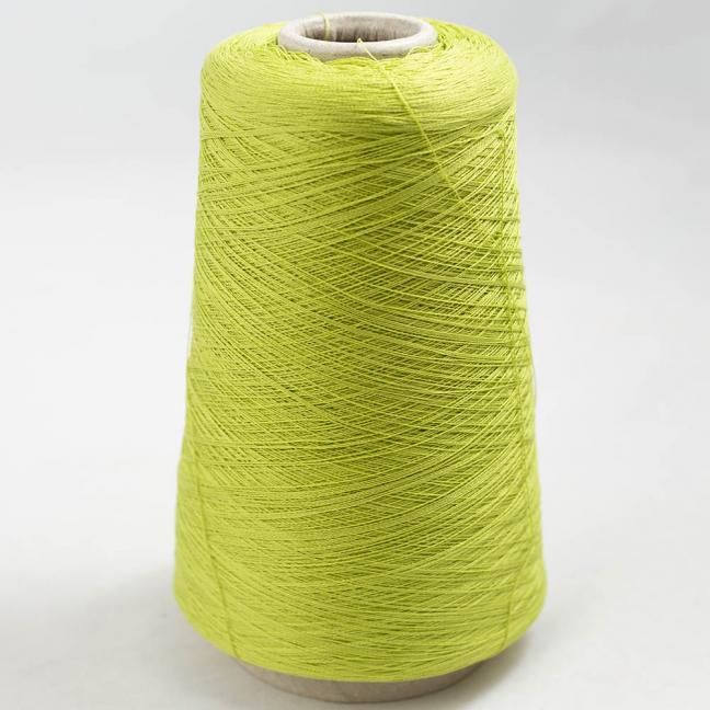 BC Garn Luxor Fino mercerized Cotton 30/2 200g Kone Limone