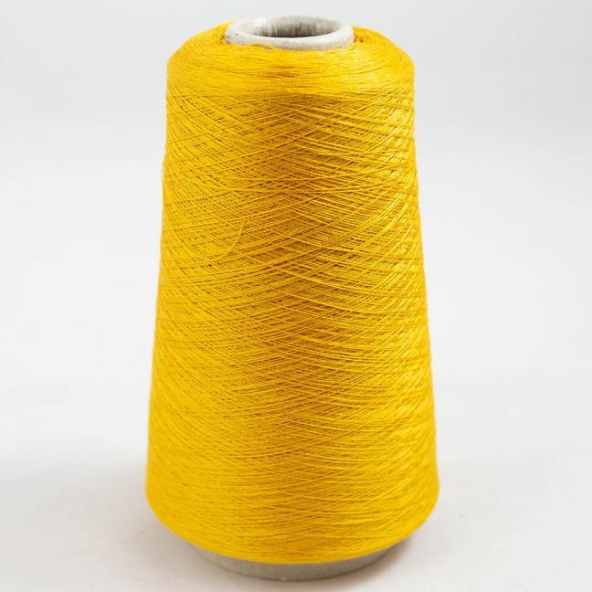 BC Garn Luxor Fino mercerized Cotton 30/2 200g Kone Gold