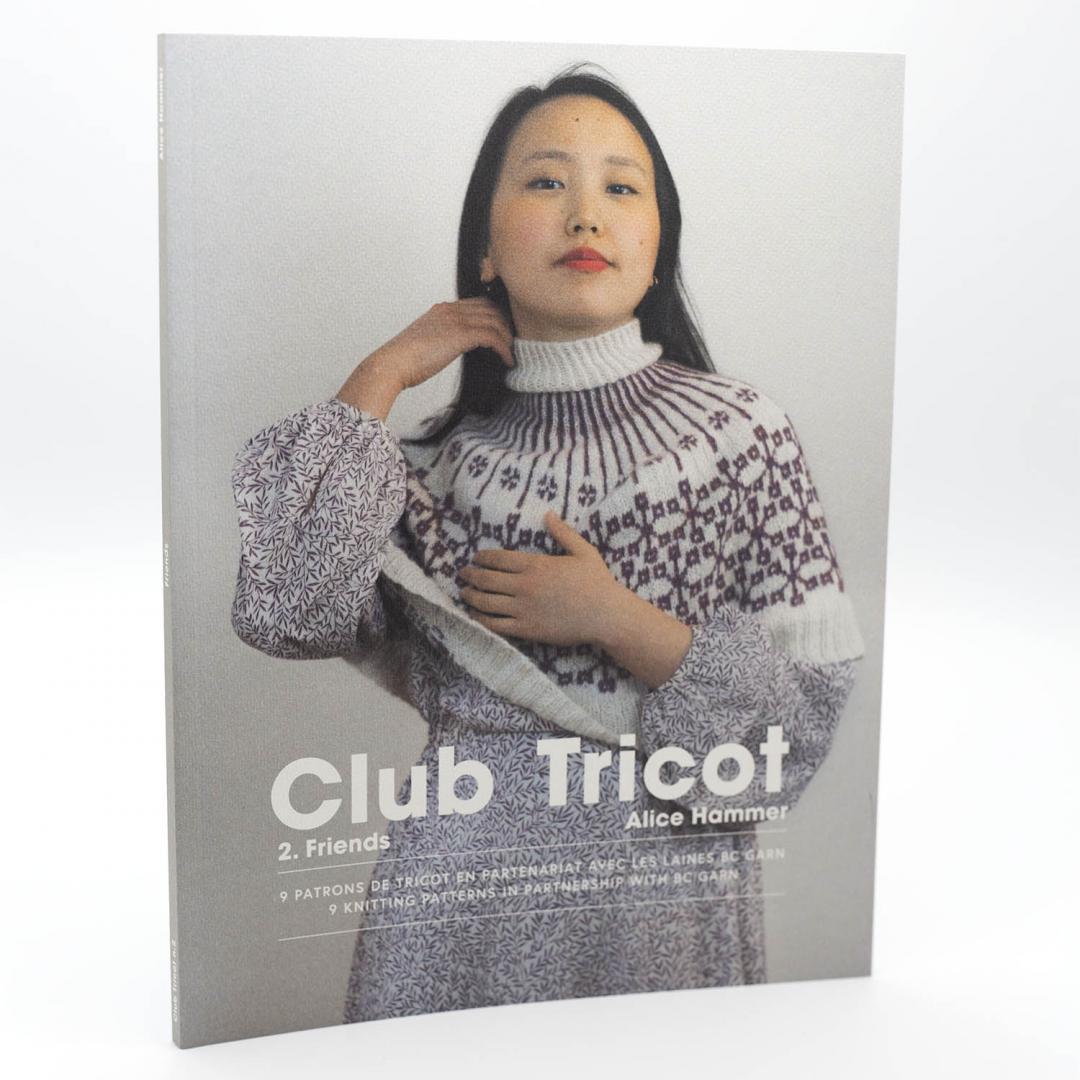 div. Buchverlage Alice Hammer: Club Tricot 2
