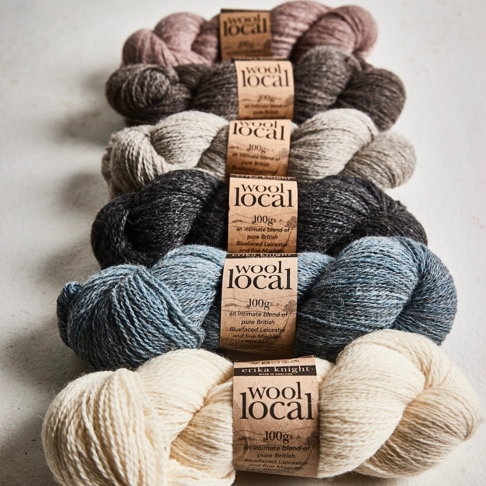 Erika Knight Wool Local (100g)