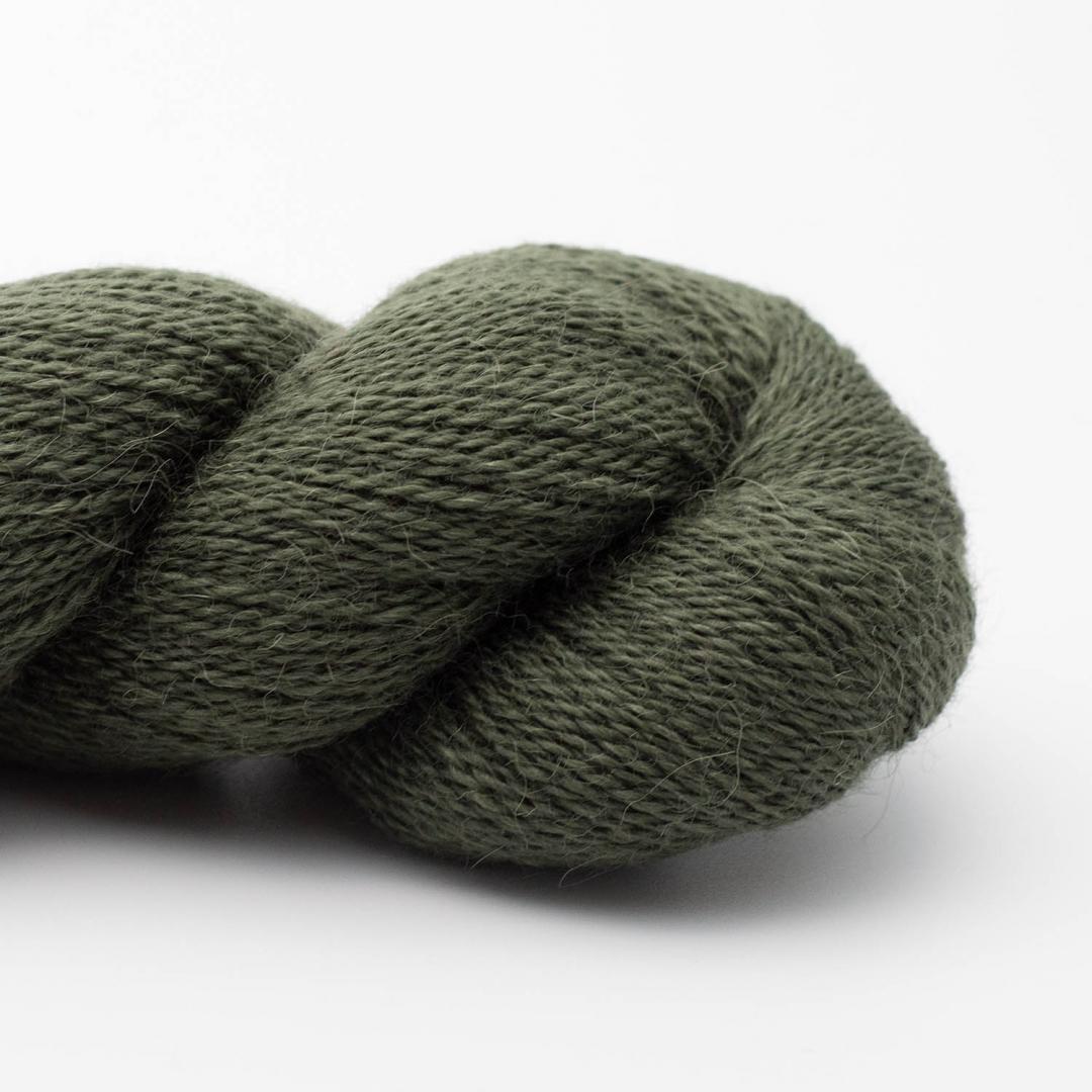 Kremke Soul Wool Babyalpaka Lace Waldgrün