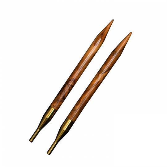 Addi Click Nadelspitzen Olivenholz 570 und 576