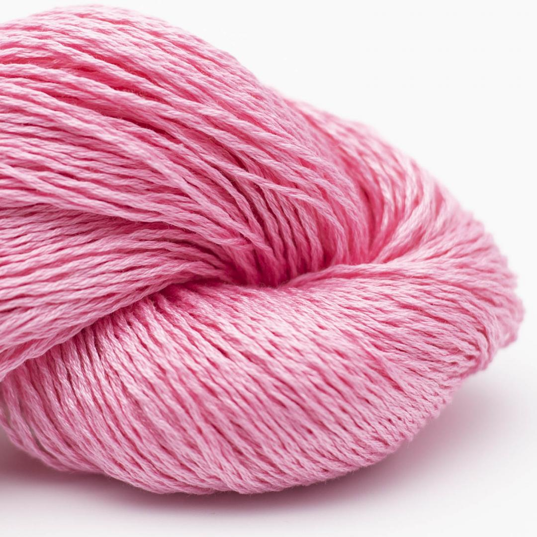 BC Garn Luxor mercerized Cotton Rosa
